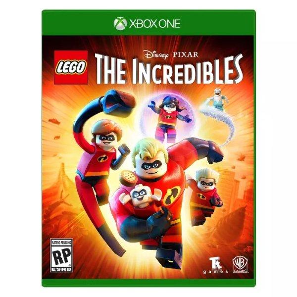 Lego 超人总动员 Xbox One 实体版