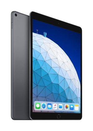 $479Apple iPad Air (10.5-inch, Wi-Fi, 64GB)