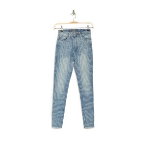 DL1961Farrow 高腰牛仔裤