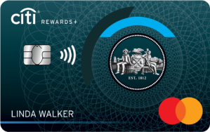 Earn 15,000 bonus points after qualifying purchaseCiti Rewards+℠ Card