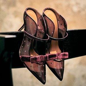 低至4折 轻奢小众Malone Souliers 满满高级感的最美穆勒鞋