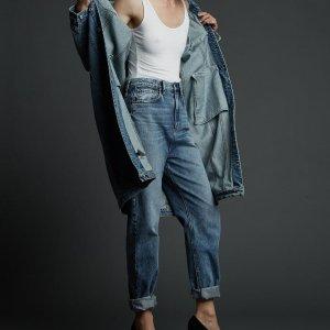 低至2折 $45.99起 码全Gilt 精选 Hudson Jeans  女款牛仔裤热卖
