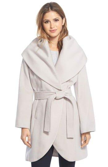 Wool Blend 羊毛混纺大衣
