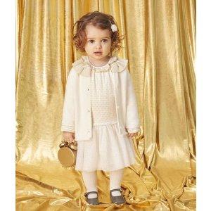 Petit Bateaubaby婴儿连衣裙