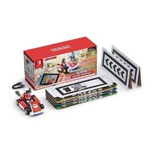 直邮美国到手价£88.27 / $113Mario Kart Live: Home Circuit AR马车 在家就能跑赛道