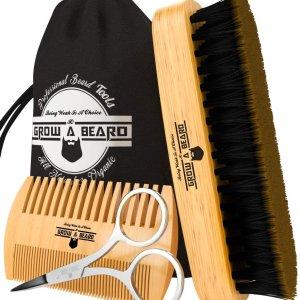 Grow A Beard 眉毛、胡须修理三件套