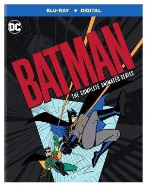 $43.99蝙蝠侠 动画系列 (109集+蝙蝠侠新冒险)