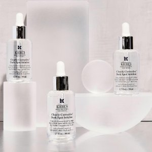 Get $20 off With with $65+ Clearly Corrective™ Dark Spot Solution @ Kiehl's