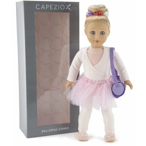 Capezio Ballerina 芭蕾娃娃
