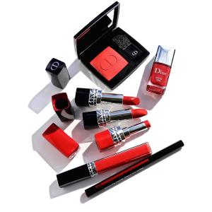 999-matte唇膏¥262 + 直邮中国Dior 直降8.2折,收变色唇膏、凝脂粉底、红色1号精华