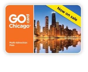 低至5折+额外减$40Go Card 芝加哥 观光一票通限时特惠