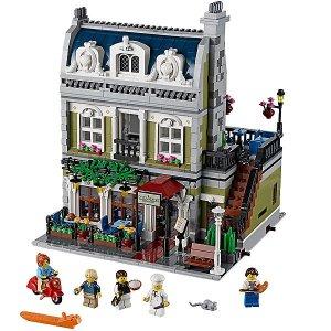 Lego巴黎餐厅 - 10243