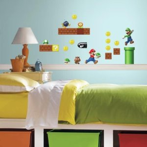 From $4.7 Wall Decals @ Walmart