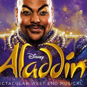 无手续费 好位置£37.50起Aladdin 音乐剧门票折扣热卖