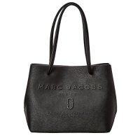 Marc Jacobs Logo Mini Leather 购物托特包