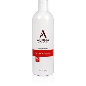 Renewal Body Lotion, 12% Glycolic AHA