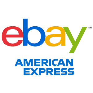 $10 off $50eBay checkout with AMEX card