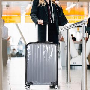 下雨也不怕  €7.9起行李箱保护套 强迫症必须拥有 不怕暴力托运 拒绝划痕
