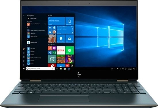 Spectre x360 2合1 15.6吋 4K 触屏笔记本