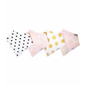 Copper Pearl寶寶口水巾 4個裝