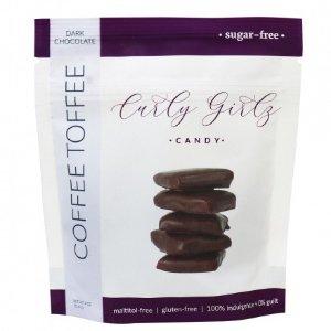 无糖咖啡黑巧克力 114g