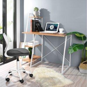 低至7折Overstock 海量书桌、电脑桌热卖 宅家工作必备