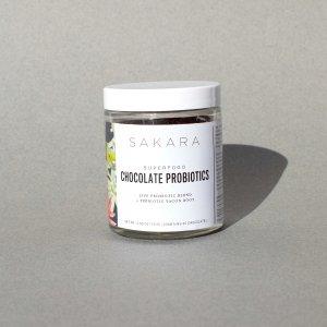 Sakara巧克力益生菌 30粒