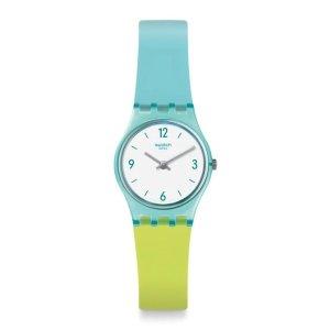 Swatch拼色手表