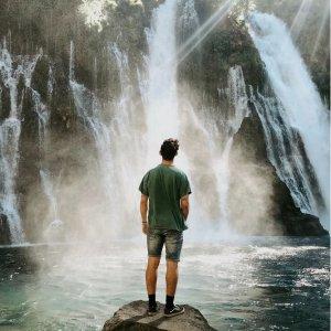 租车$25起 可免费取消旧金山周边 Burney Falls 瀑布 小众仙境 轻松出大片