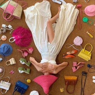 New ArrivalsJacquemus Le Chiquiti Mini Bracelet Bags