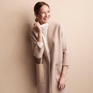低至3折+额外8.5折黑五开抢:Ann Taylor Factory 全场服饰好价提前享