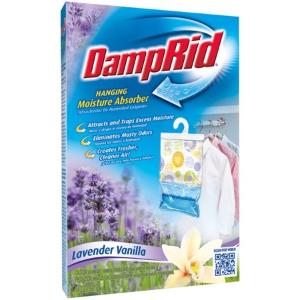 $4.55DampRid 薰衣草香草味挂式除湿剂 告别潮湿与霉斑