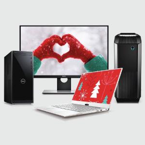 i7-8550U,8G,256G XPS13仅售$1149黑五提前购: Dell 笔记本, 台式机, 大牌4K电视 超划算入手
