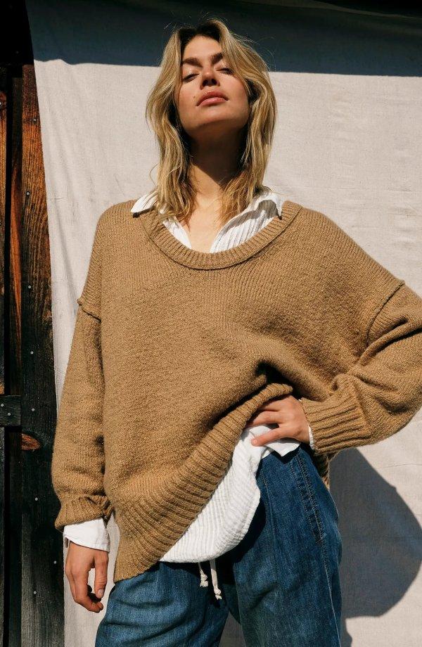Brookside毛衣