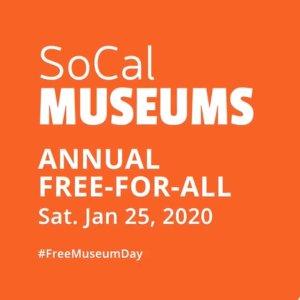 超过40个博物馆免费洛杉矶第15届博物馆免费日 1月25日等你来玩