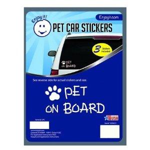 $2起Chewy 宠物主题车贴、贴纸、吸铁磁热卖