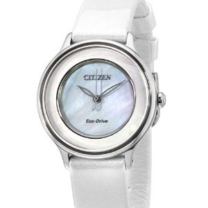 $85Citizen Circle of Time Eco-Drive Ladies Watch