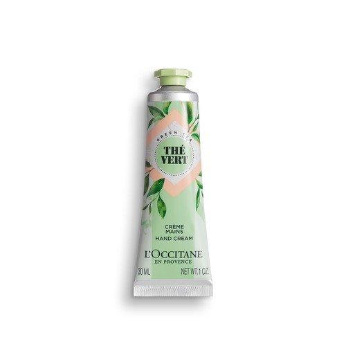 绿茶护手霜