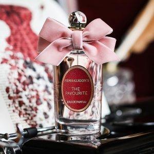低至5折Penhaligon's 精选香水香薰热卖 收土耳其花束,兽首系列