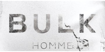 BULK HOMME