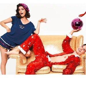 8折 圣诞预备起来peter Alexander 精选睡衣热卖