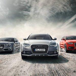 不只是灯厂那么简单全方位了解德系三驾马车之 Audi 篇