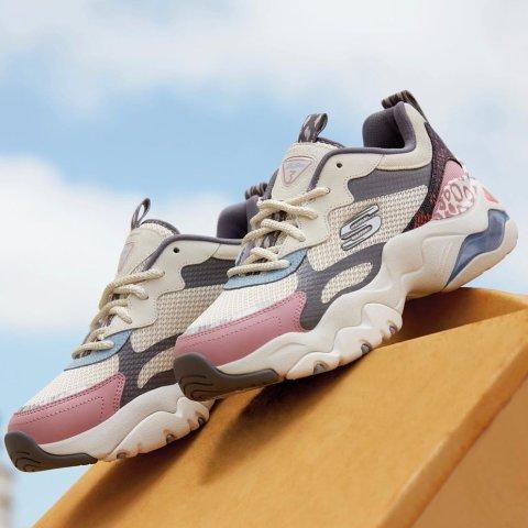 Start at $39skechers  D'Lites Woman's Sneakers