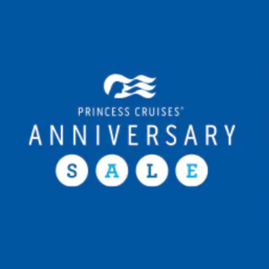 UP TO $800 TO SPEND ON BOARDPrincess Cruise Line Anniversary Sale