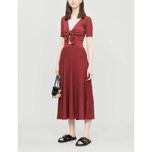 Sandro法式连衣裙