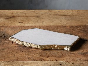 White Quartz Cheese Board