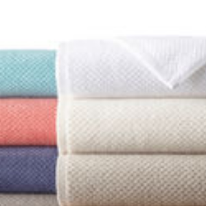 Home™ Quick Dri Textured Solid Bath Towels @ JCPenney