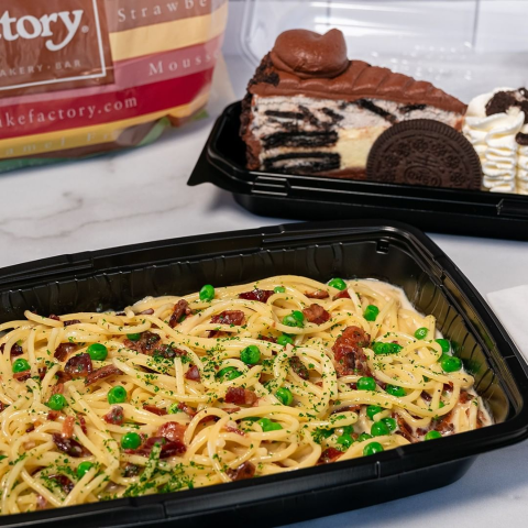 w/ Slice of CheesecakeThe Cheesecake Factory Lunch Special for $15