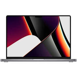 2021 Apple MacBook Pro (16-inch, Apple M1 Pro chip with 10‑core CPU and 16‑core GPU, 16GB RAM, 512GB SSD) - Space Grey