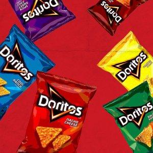 半价优惠 仅$1.5Doritos 玉米片多种口味 吃到停不下来